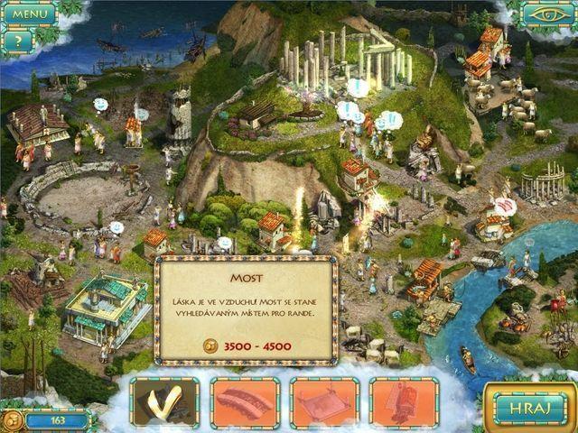 Heroes of Hellas 3: Athény gra