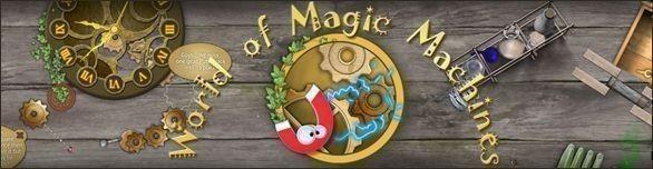 World of Magic Machines
