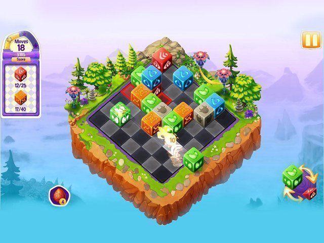 Screenshot  «Cubis Kingdoms» № 1