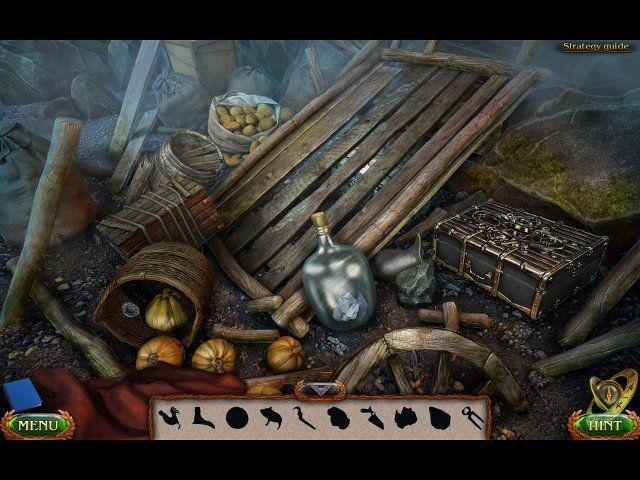 Screenshot  «Lost Lands: Eisfluch» № 1