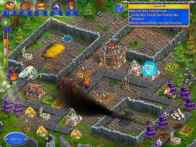 Screenshot  «Ein Yankee unter Rittern 5: Am Hof von König Artus» № 5