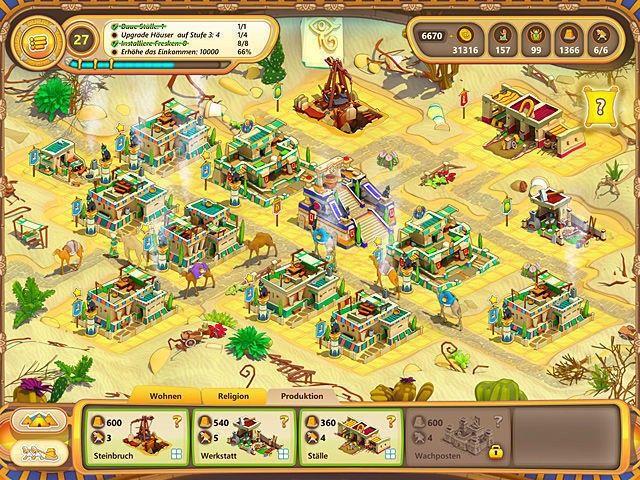 Screenshot  «Ramses: Aufstieg eines Imperiums» № 6