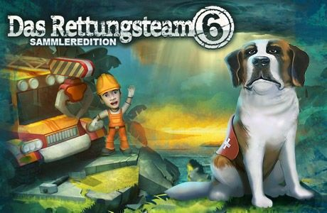 Das Rettungsteam 6. Sammleredition