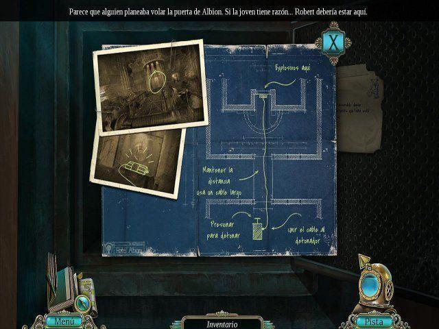 Abyss: Los espectros del Edén en Español game