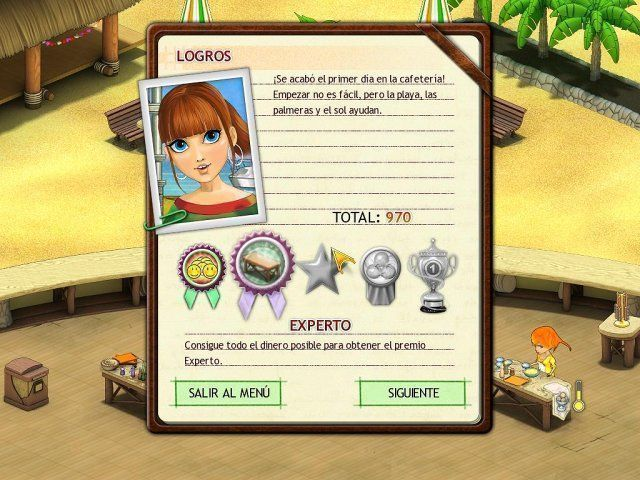 Amelie's Café: Summer Time download free en Español