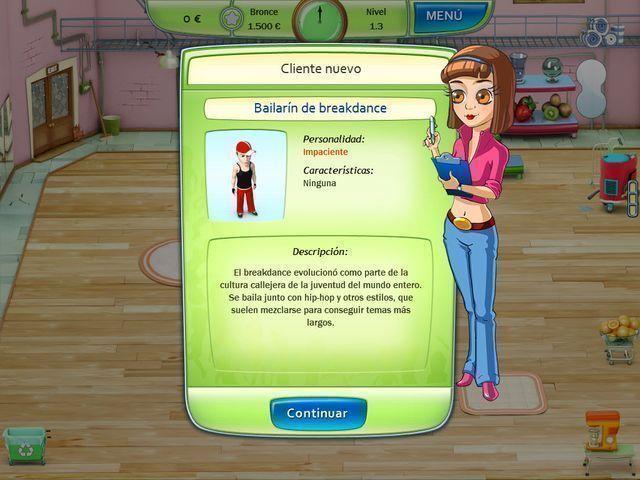 Dancing Craze en Español game