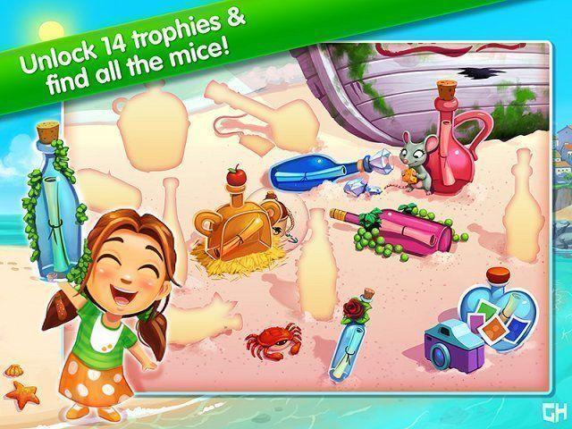 Delicious – Emily's Message in a Bottle. Collector's Edition en Español game