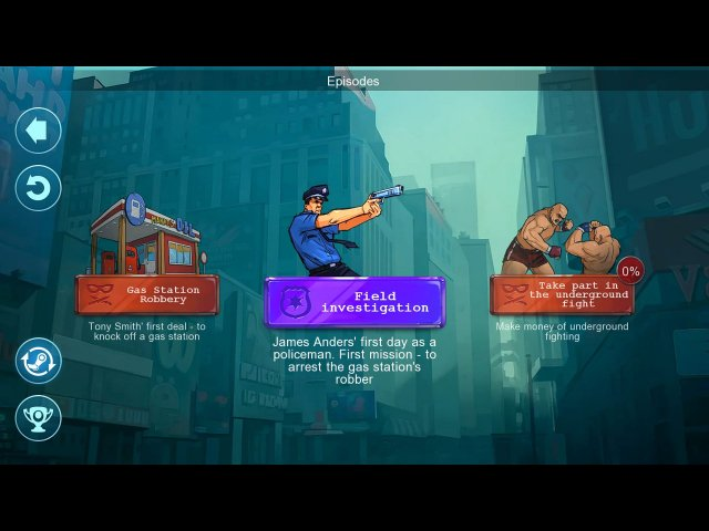 Doodle Mafia en Español game