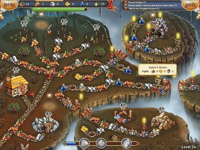 Fables of the Kingdom 2 download free en Español