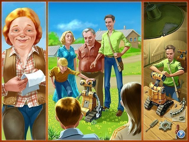 Farm Frenzy 3: American Pie en Español game
