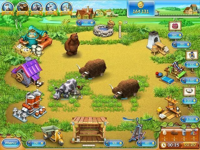 Farm Frenzy 3 en Español game