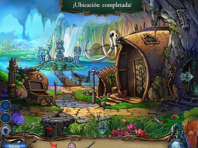 Journey: El Corazón de Gaia en Español game