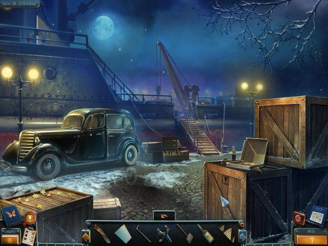 New York Mysteries: Secrets of the Mafia. Collector's Edition en Español game