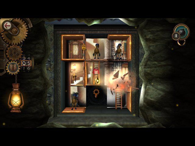 Rooms: The Unsolvable Puzzle en Español game
