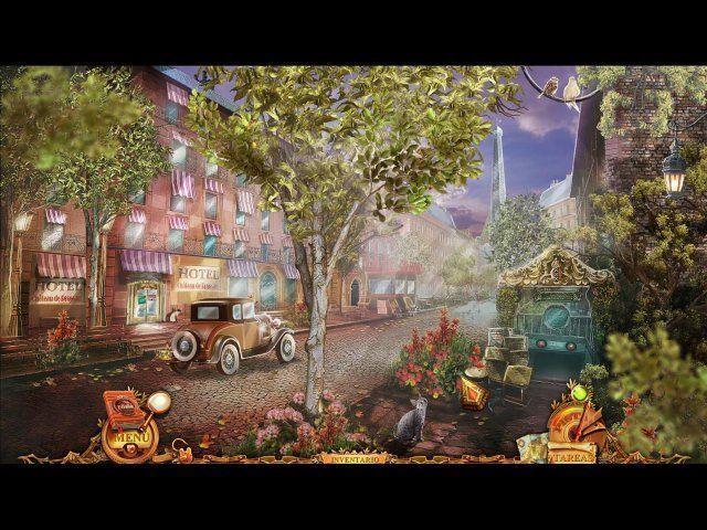 Runaway Express Mystery en Español game