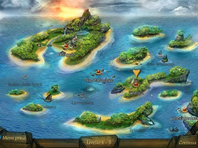 Gioco Arizona Rose and The Pirates' Riddles download italiano