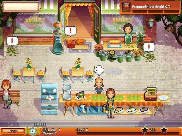 Delicious – Emily's Wonder Wedding game