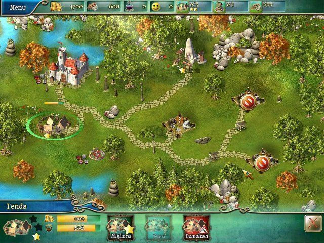 Gioco Kingdom Tales download italiano