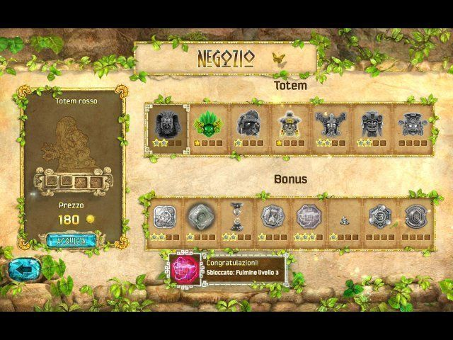 The Treasures of Montezuma 4 game