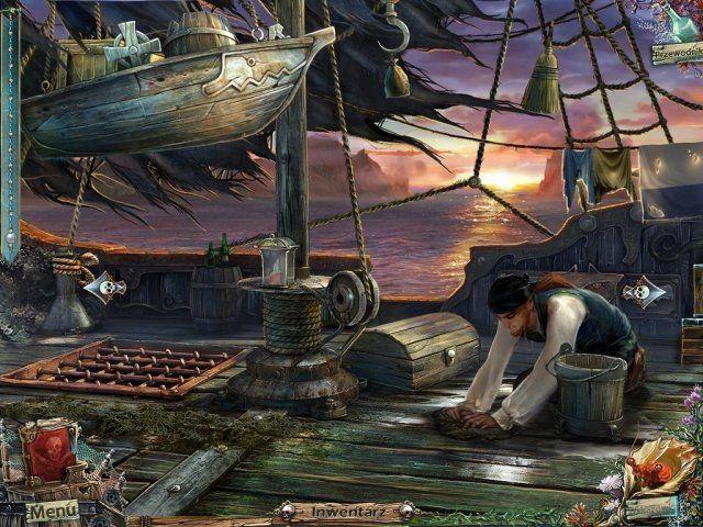 Morskie Sekrety: Latający Holender