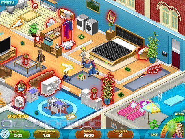 free  game nanny mania 2
