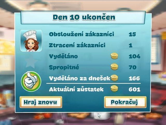 Veselý šéfkuchař