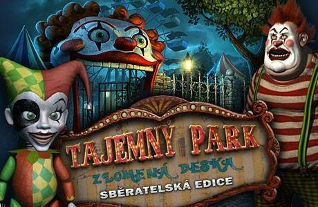 Tajemný park: Zlomená deska. Sběratelská edice