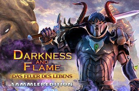 Darkness and Flame: Das Feuer des Lebens. Sammleredition