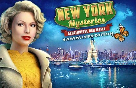 New York Mysteries: Geheimnisse der Mafia. Sammleredition