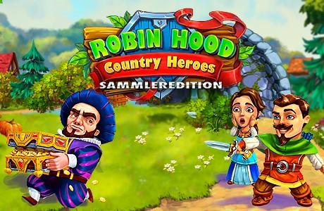 Robin Hood: Country Heroes. Sammleredition