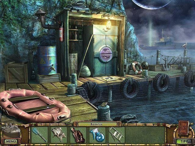 Schätze der geheimnisvollen Insel: Das Geisterschiff
