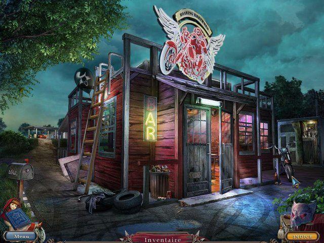 Cruel Games: Le Petit Chaperon Rouge