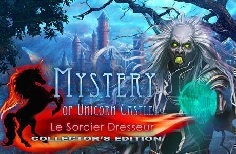 Mystery of Unicorn Castle: Le Sorcier Dresseur. Collector's Edition