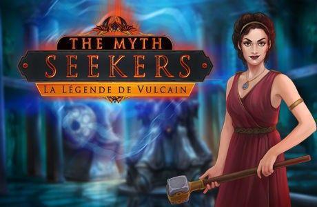 The Myth Seekers: La Légende de Vulcain