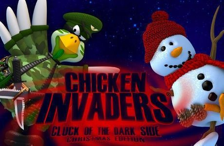 Chicken Invaders 5: Cluck of the Dark Side. Christmas Edition